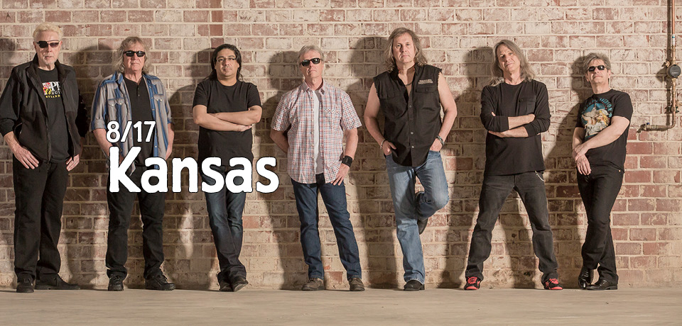 Kansas | Music Without Borders | Tarrytown Music Hall