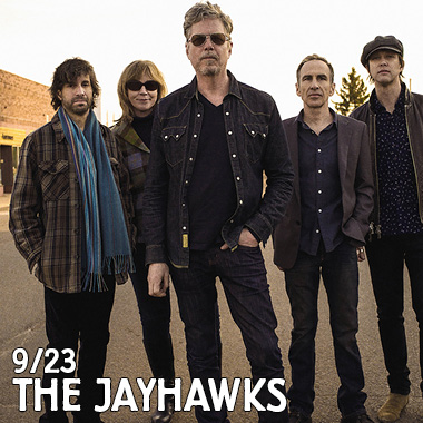 The Jayhawks | Tarrytown Music Hall | Music Without Borders