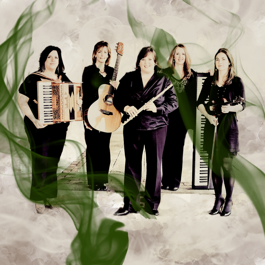Cherish the Ladies • Music Without Borders • Tarrytown Music Hall