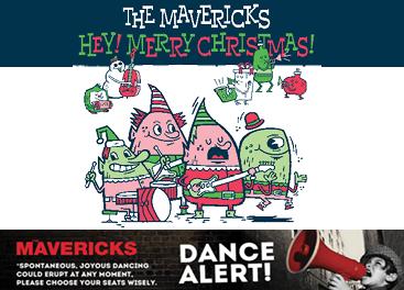 The Mavericks Music Without Borders MWB