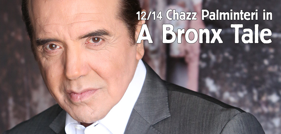 Chazz Palminteri Music Without Borders MWB