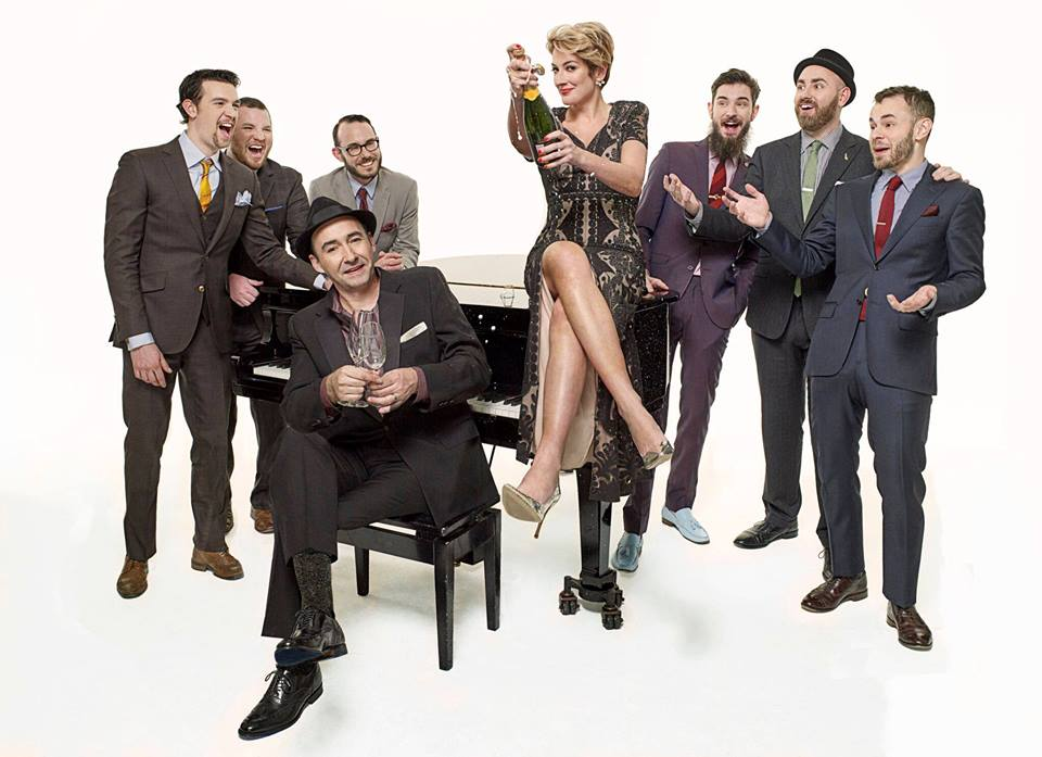 The Hot Sardines MWB Music Without Borders
