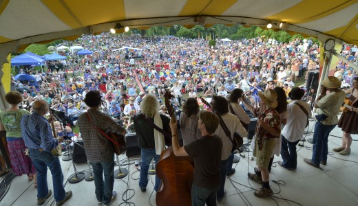 Clearwater's Great Hudson River Revival Festival - Croton Point Park, Croton-on-Hudson, NY