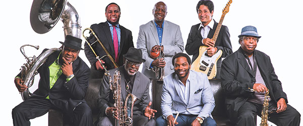 The Dirty Dozen Brass Band with special guest Cha Wa MWB MUSIC WITHOUT BORDERS
