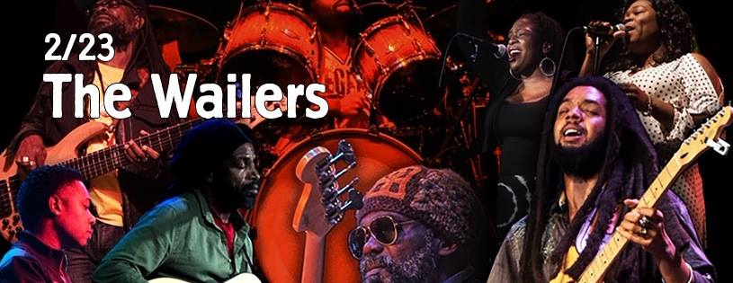 The Wailers MWB Music Without Borders