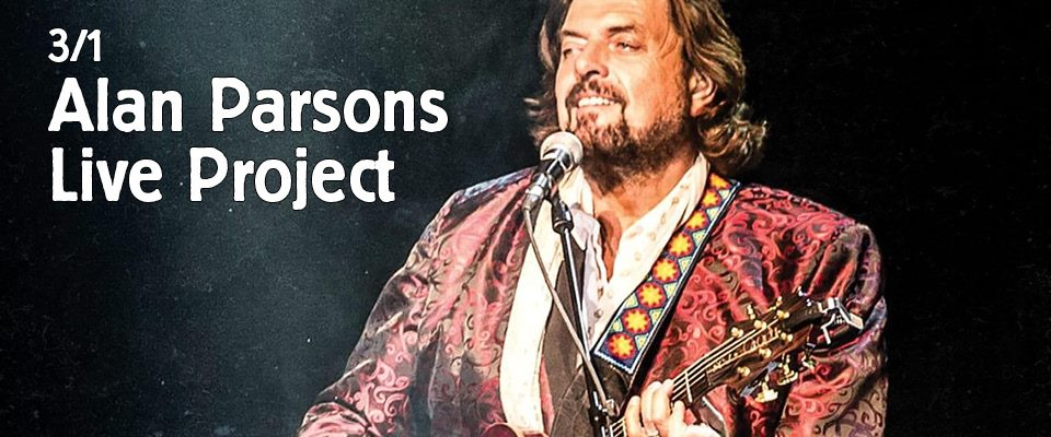 Alan Parsons Project MWB Music Without Borders