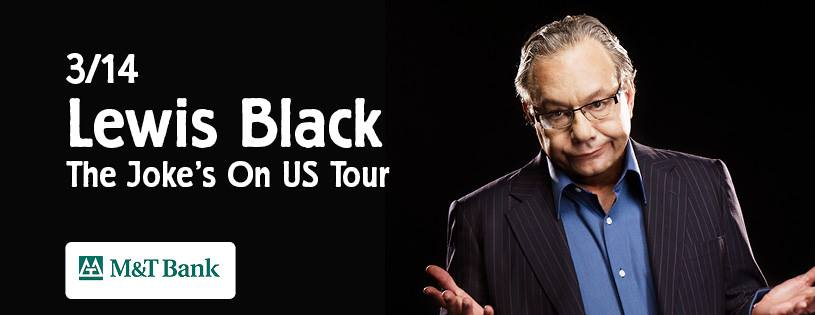 Lewis Black MWB Music Without Borders