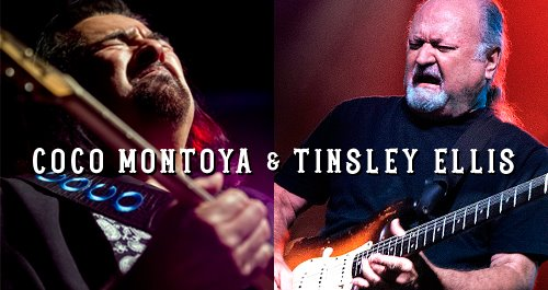 Coco Montoya Tinsley Ellis MWB Music Without Borders