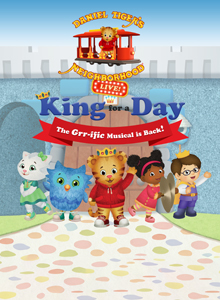 Daniel Tiger mwb music without borders