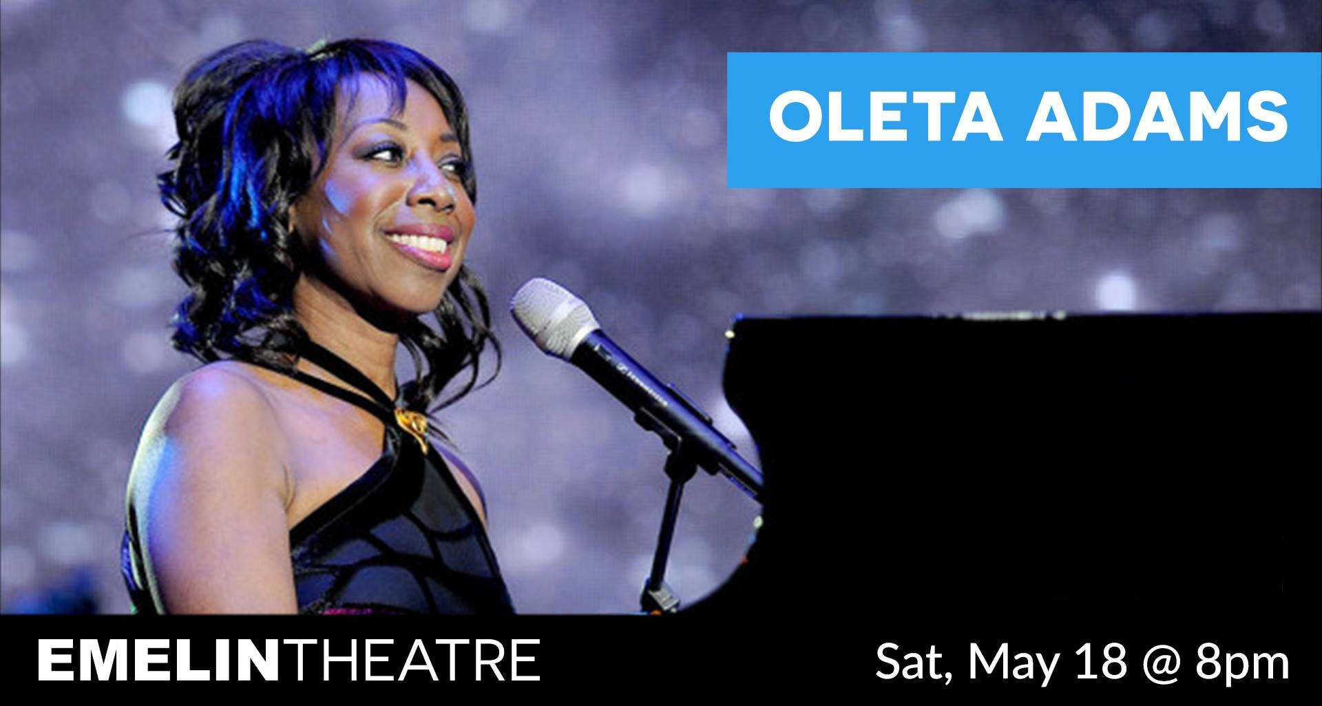 Oleta Adams Music Without Borders