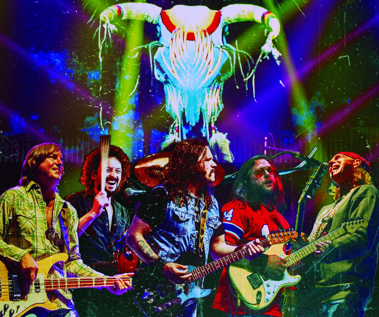 Dark Desert Eagles Music Without Borders