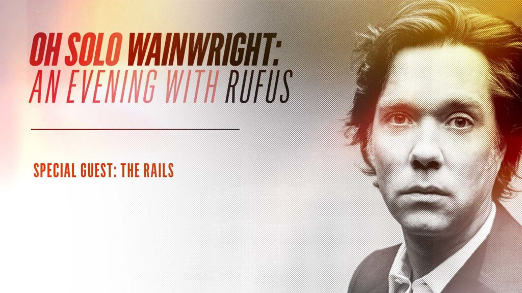 Rufus Wainwright Music Without Borders