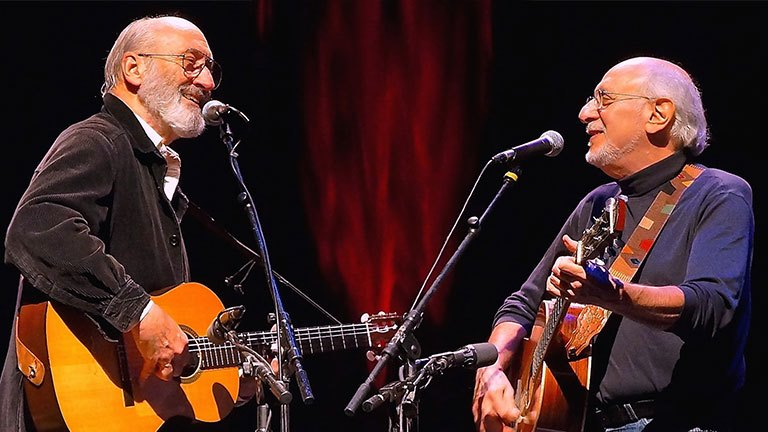 Peter Yarrow & Noel Stookey Music Without Borders