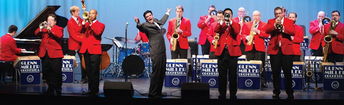 Glenn Miller Orchestra Music Without Borders