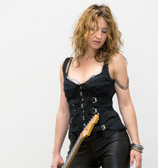 Ana Popovic Music Without Borders