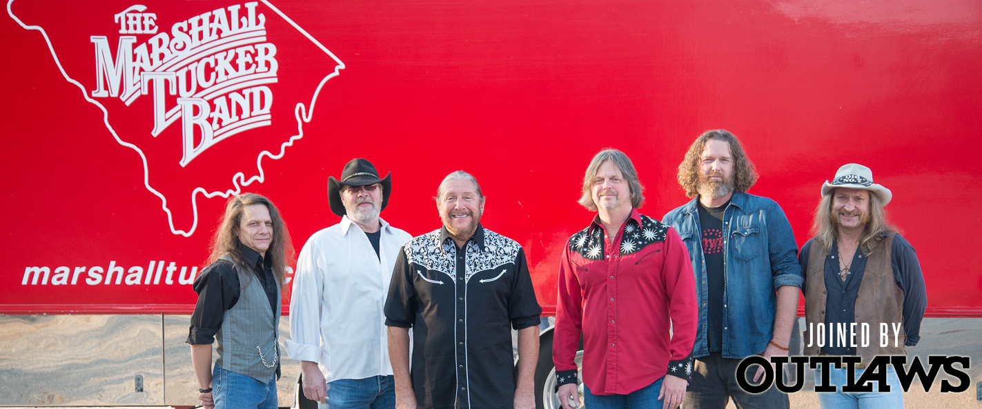 Marshall Tucker Band Music Without Borders