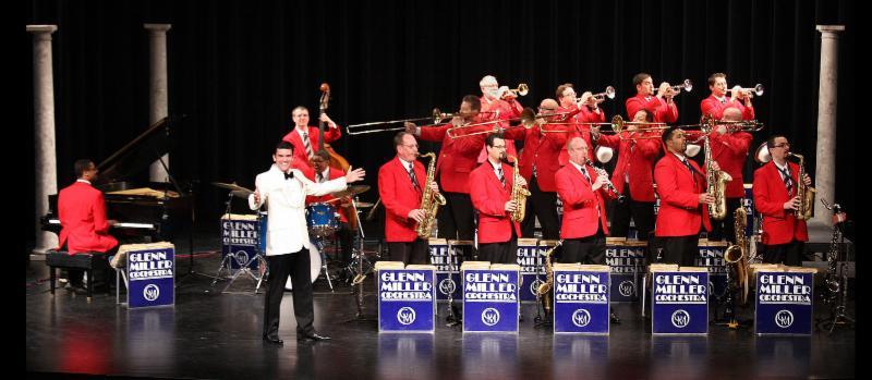 The Glenn Miller Orchestra Music Without Borders