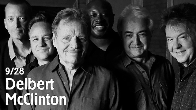 Delbert McClinton Music Without Borders