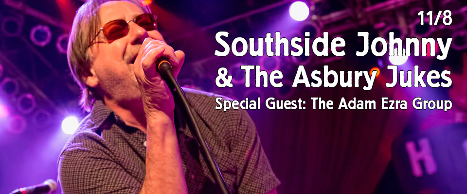 Southside Johnny & The Asbury Jukes Music Without Borders