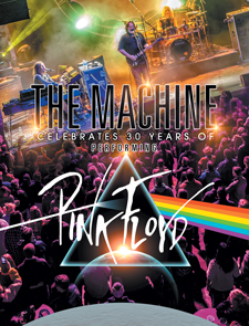 The Machine performs Pink Floyd Music Without Borders