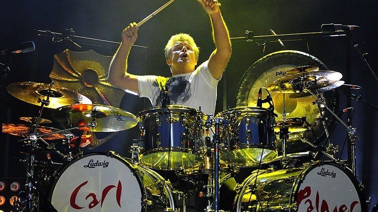 Carl Palmer's ELP Legacy Music Without Borders