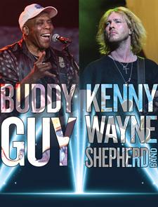 Buddy Guy & Kenny Wayne Shepherd Band Music Without Borders