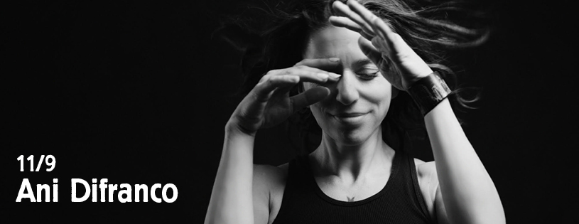 Ani Difranco Music Without Borders