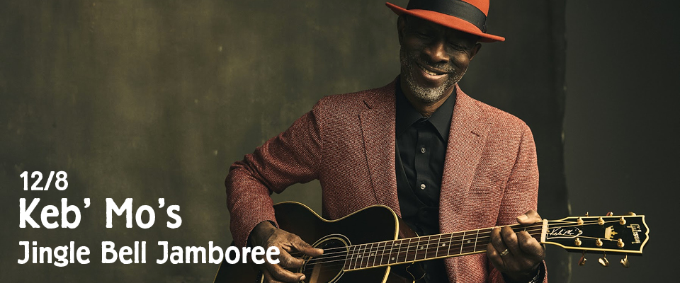 Keb' Mo Music Without Borders