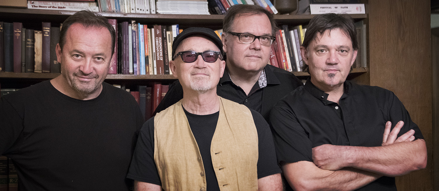 The Smithereens with Marshall Crenshaw Music Without Borders