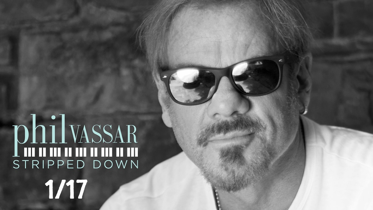 Phil Vassar Music Without Borders