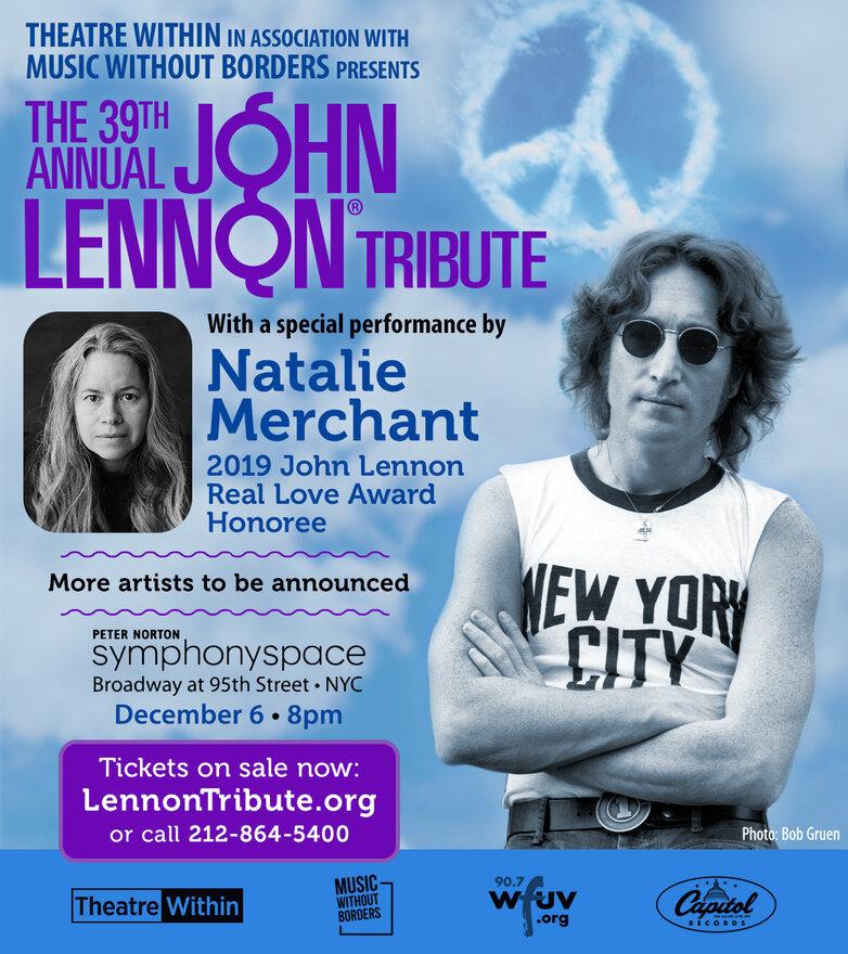 John Lennon Tribute Music Without Borders