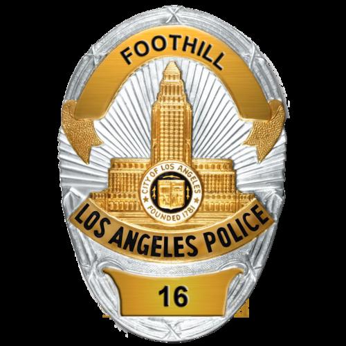 Letter From LAPD lieutenants Desk
