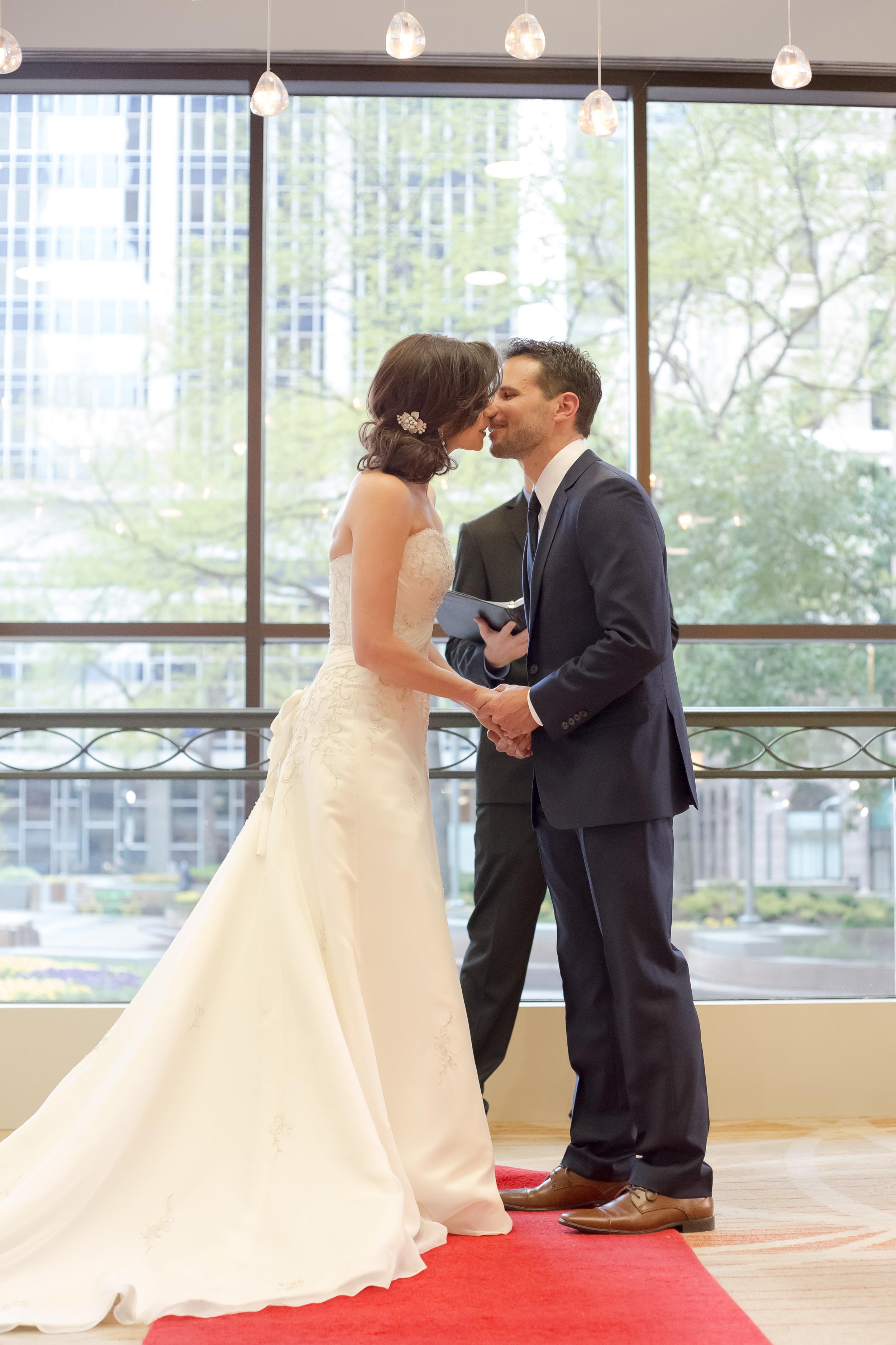 Wedding Ceremony Bloomington, IL