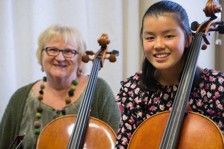 The Music Teacher - Yle Tv1 - 2018
