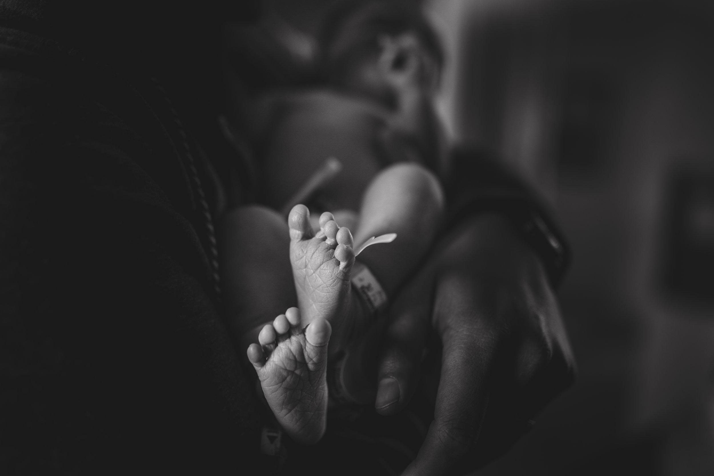 Torrance Birth Photographer