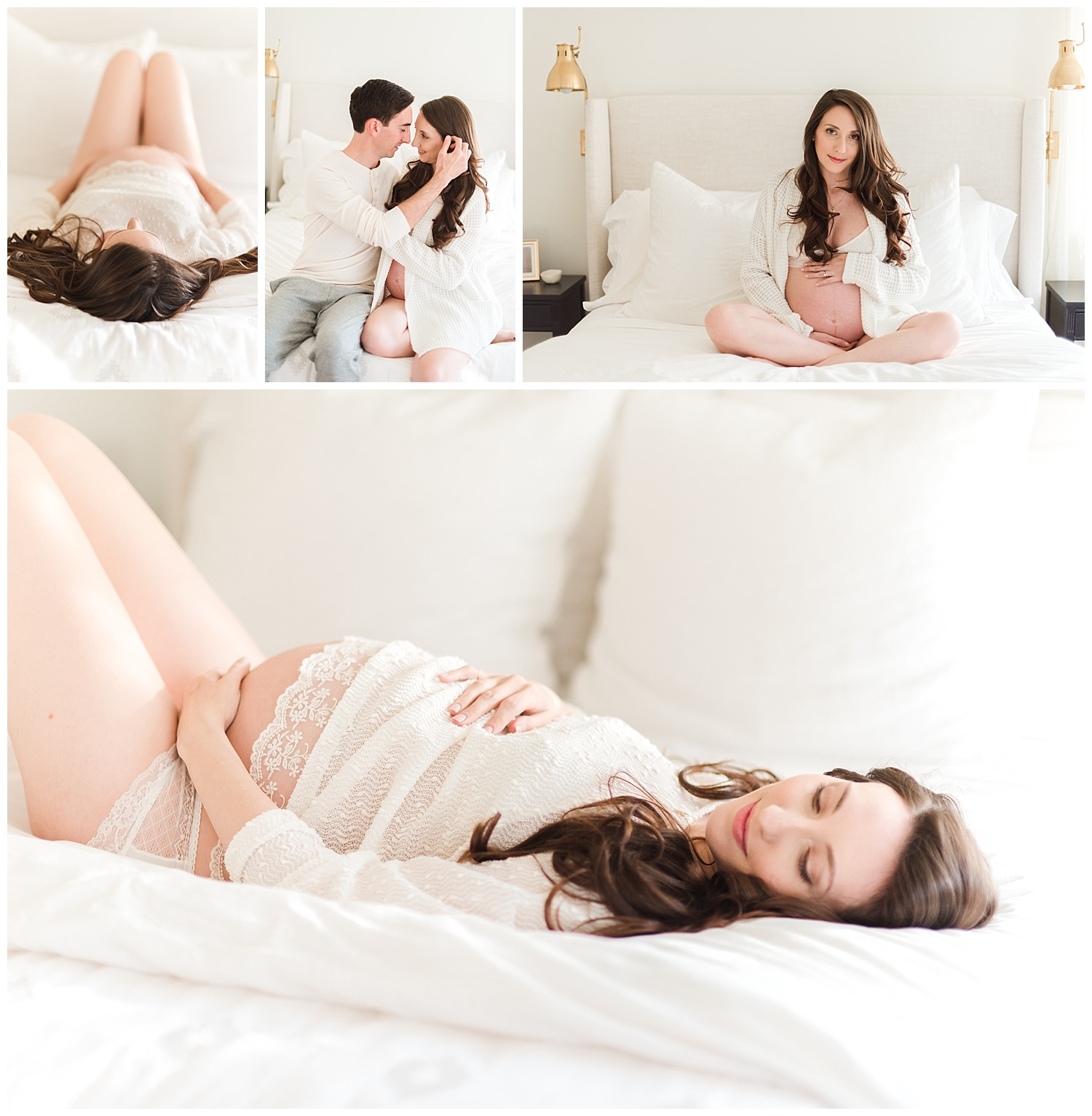 Manhattan Beach Maternity Photographer South Bay Maternity Photographer