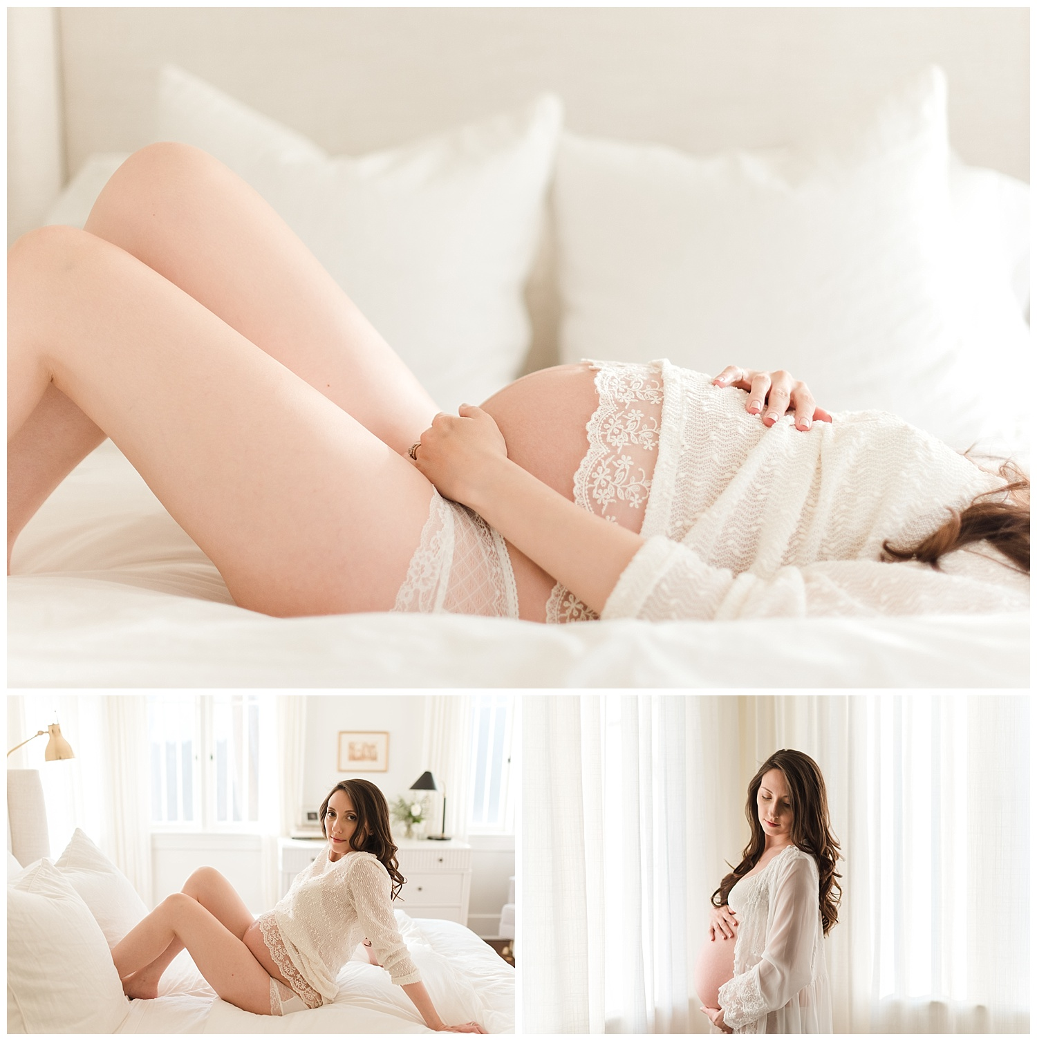 South Bay maternity photographer palos verdes torrance
