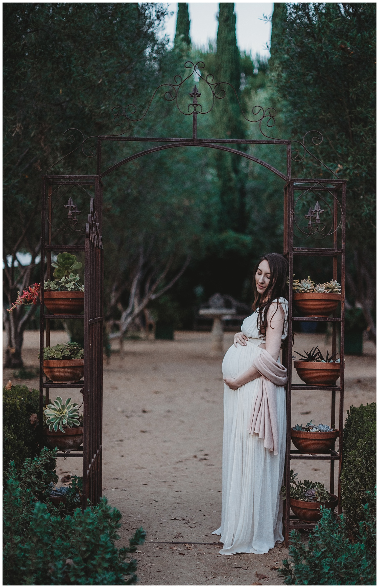 Arlington Gardens photography los angeles maternity photographer