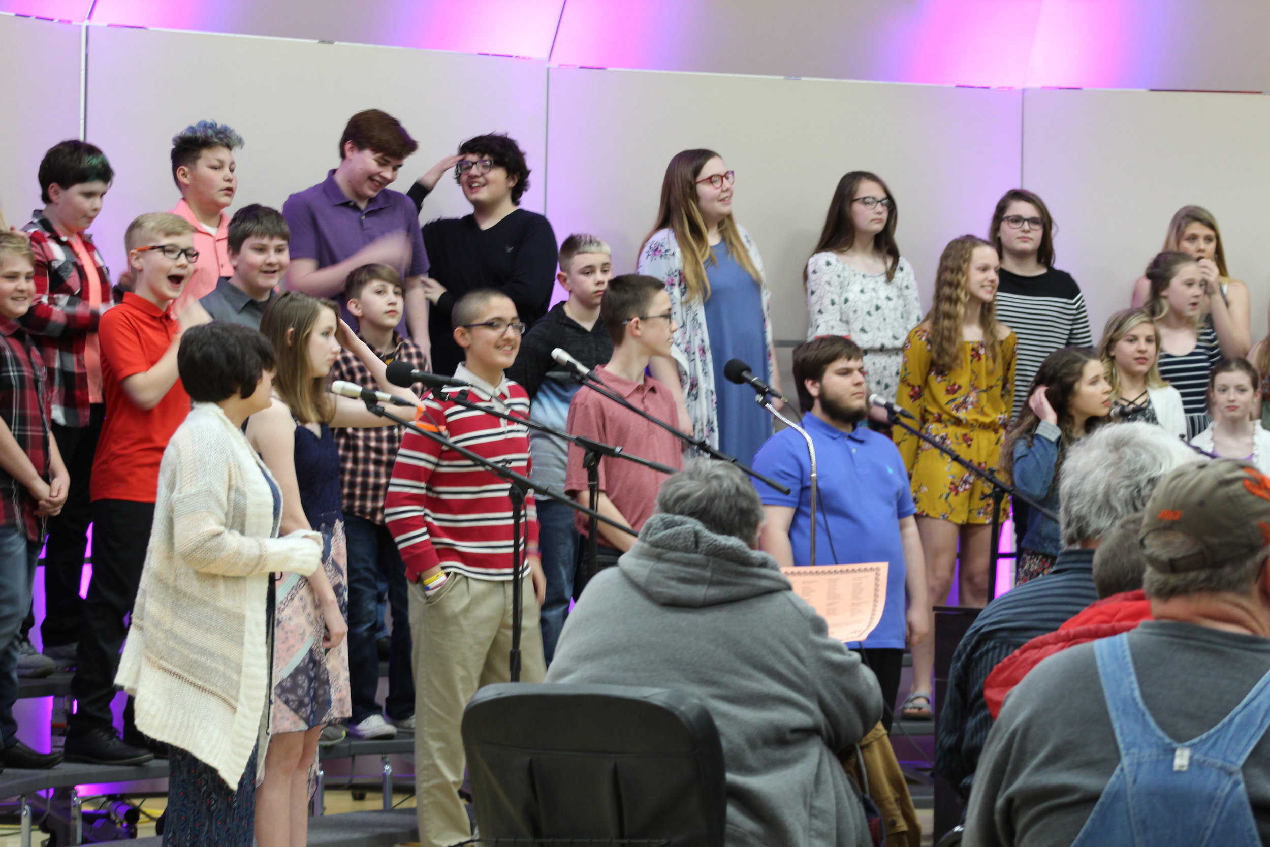 6-12th Grade Choir