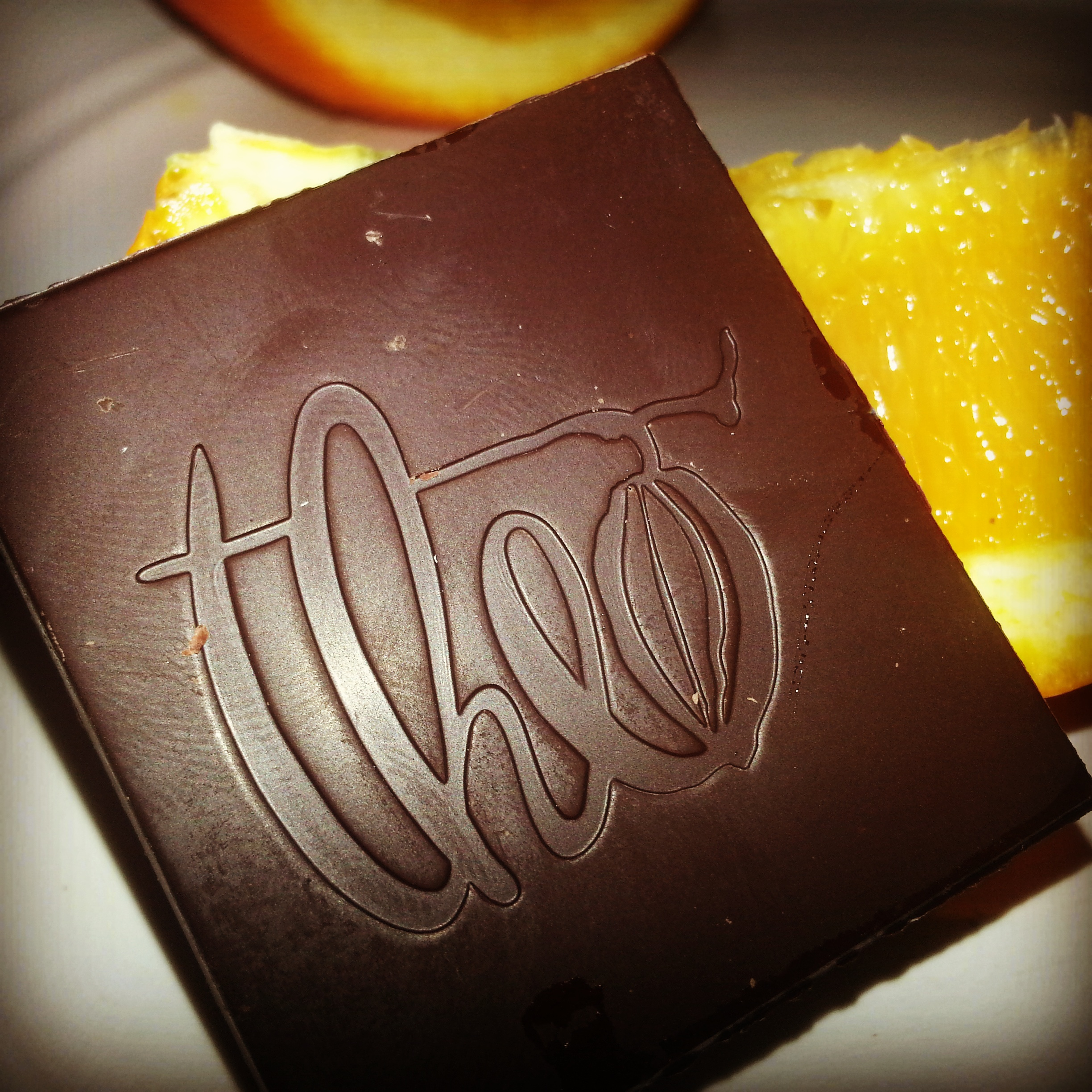 Theo's Chocolate (Orange)