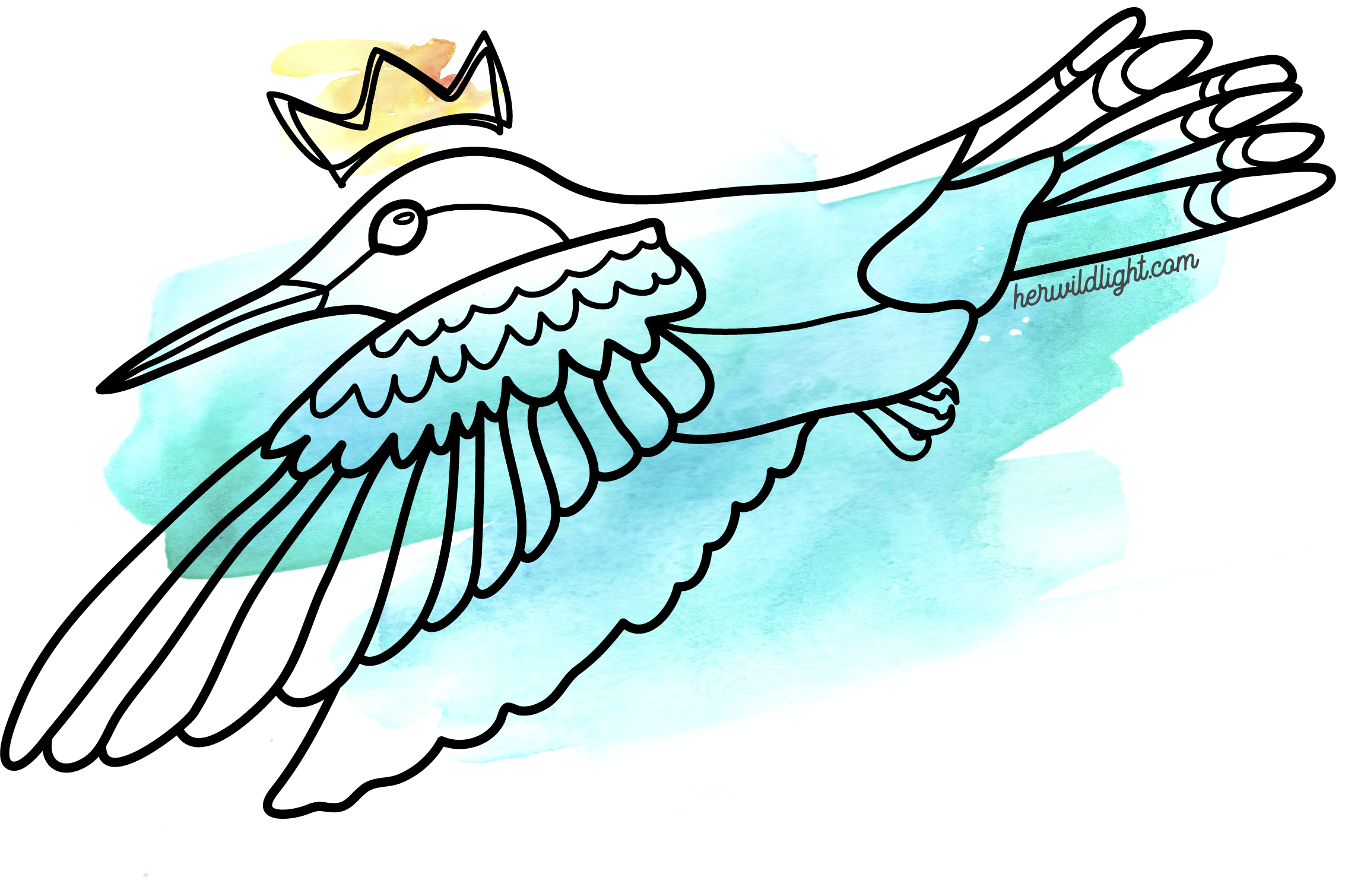 hummingbird with crown.png