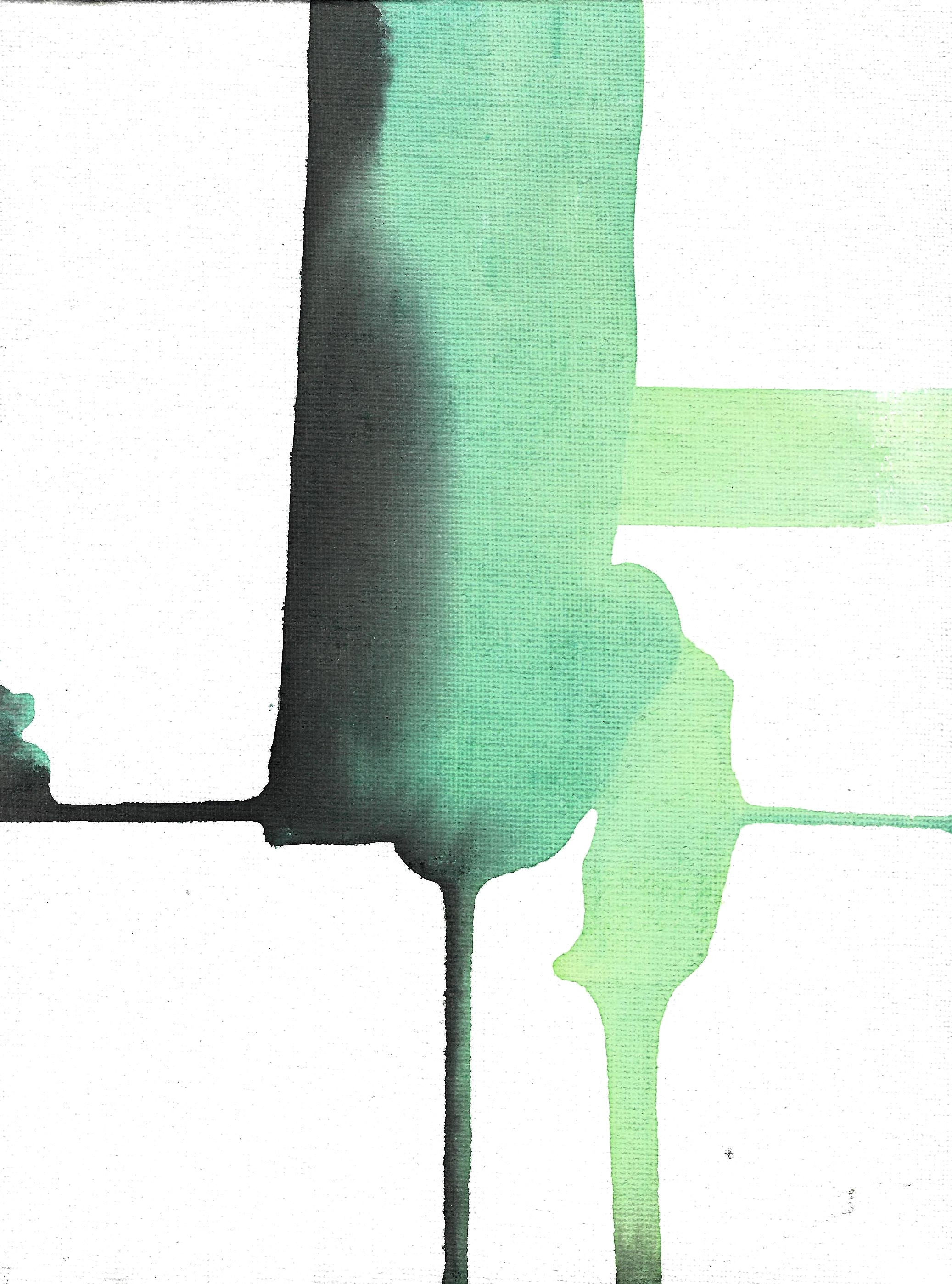 Watercolour #6 Untitled 2015