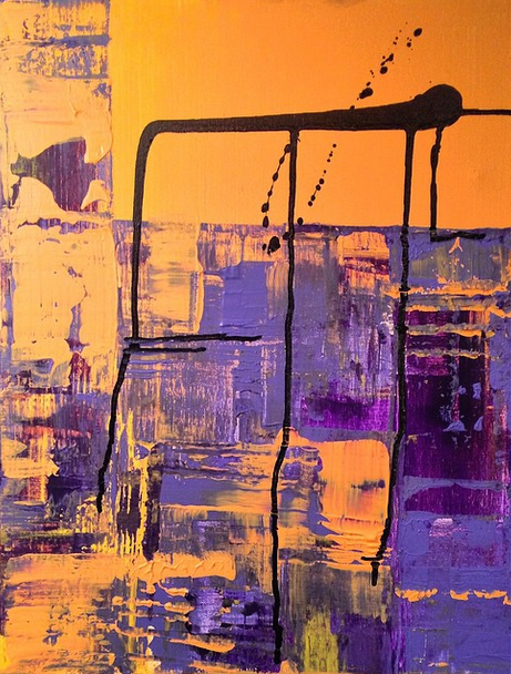 Drip Untitled #3 2015