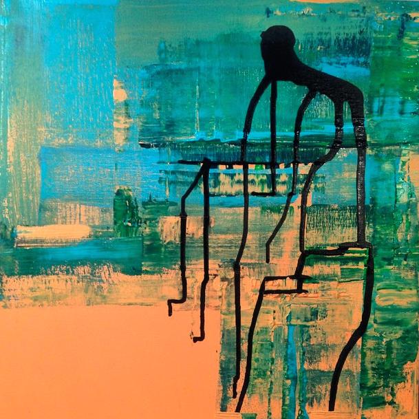 Drip #2 Untitled 2015