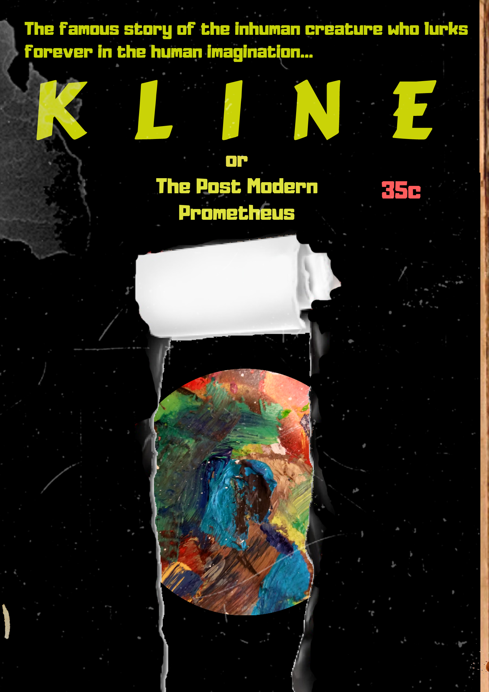 Kline Or The Post Modern Prometheus.png