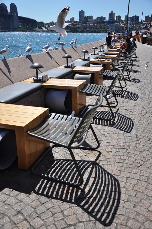Opera Kitchen - Ross Didier Bombala Chairs
