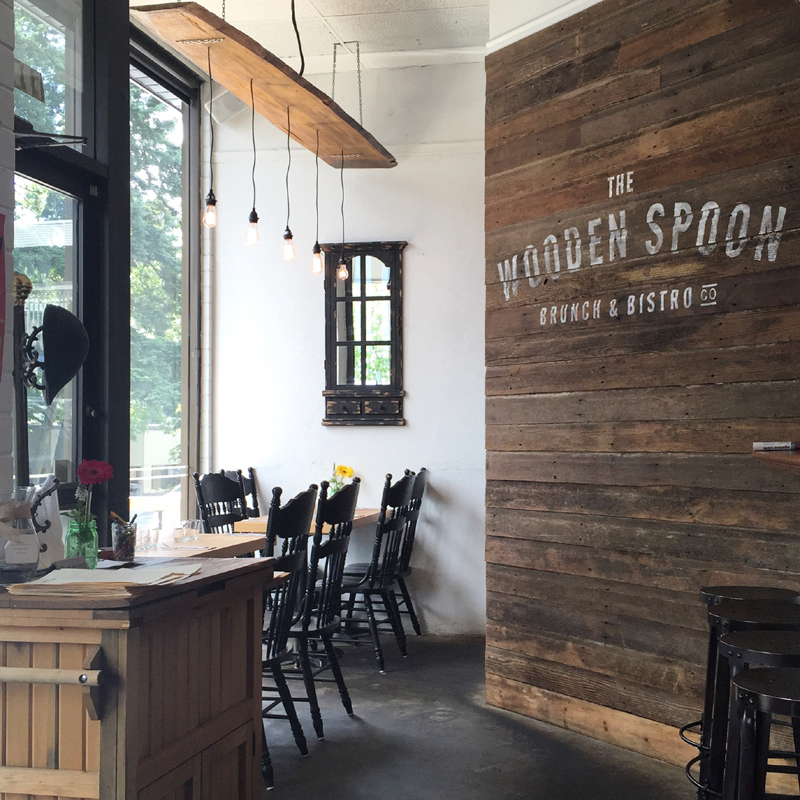 Wooden Spoon cafe, White Rock