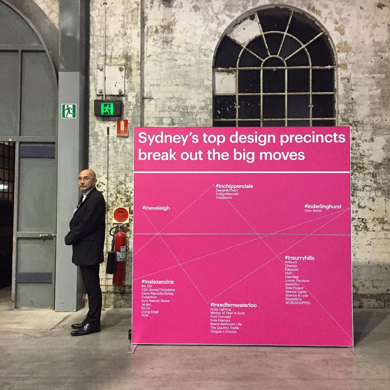 Sydney InDesign