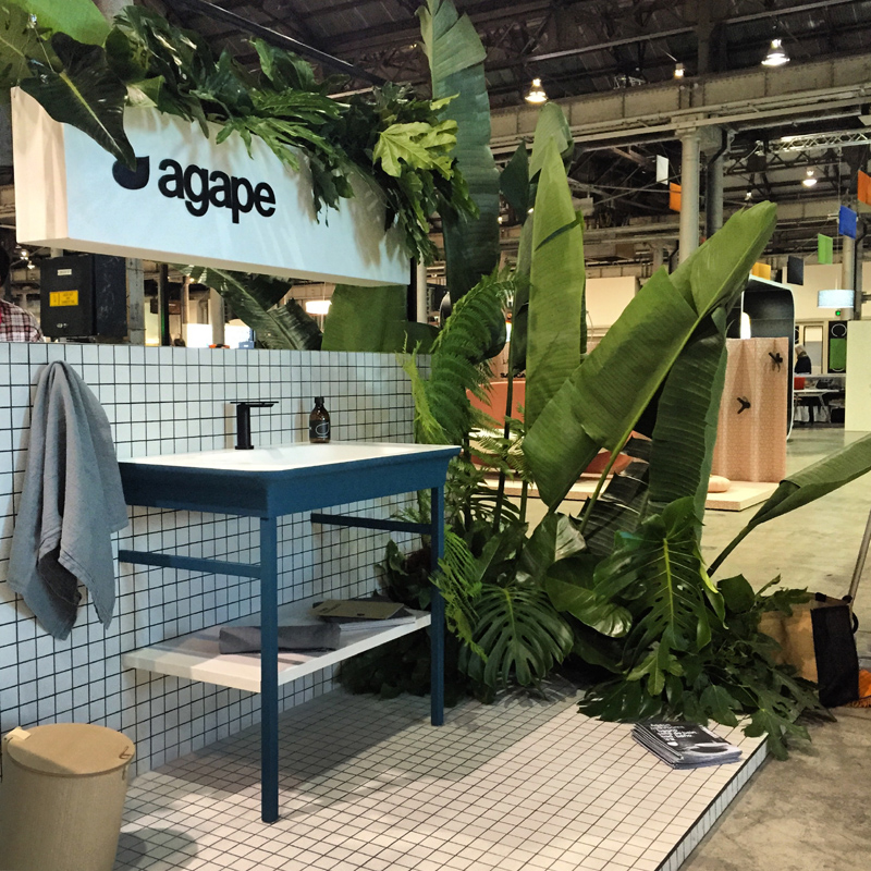 Agape - Italian bathroom design from Artedomus