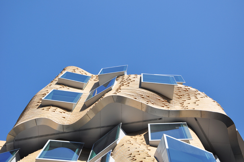 Dr Chau Chak Wing Building, UTS Business School, Frank Gehry architect